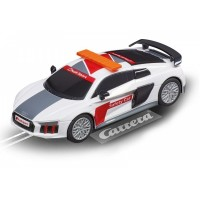 Auto GO/GO+ 64063 Audi R8 Safety Car