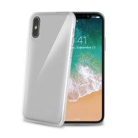 Silikonový obal Celly Gelskin pro Apple iPhone X