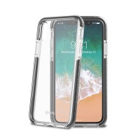 Kryt Celly Hexagon pro Apple iPhone X