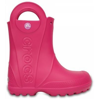 Dětské holínky (gumáky) Crocs Handle It Rain Boot Kids
