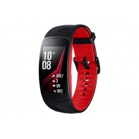 SAMSUNG Gear Fit2 Pro, Red/Black