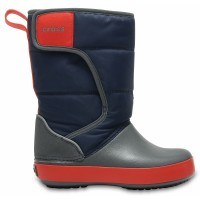 Crocs LodgePoint Snow Boot Kids