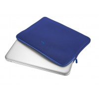 "TRUST Primo Soft Sleeve for 15.6"" laptops - blue"