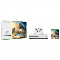 XBOX ONE S 500 GB + 1 hra (Assasin's Creed: Origins)