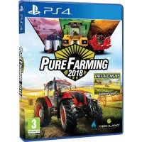 PS4 CD - Pure Farming 2018