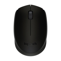 Trhák myš Logitech Wireless Mouse B170 black