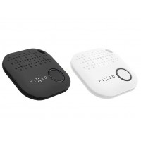 Key finder FIXED Smile, DUO PACK - černý + bílý