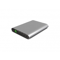 Viking notebooková power banka Smartech II Quick Charge 3.0 40000mAh, šedá