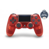 PS4 - DualShock 4 Controller Translucent Red v2
