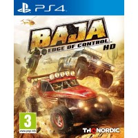 PS4 - Baja: Edge of Control HD
