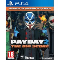 PS4 - Payday 2 The Big Score