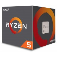 CPU AMD Ryzen 5 1600 6core (3,4GHz)