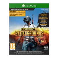 XBOX ONE - PlayerUnknown's Battlegrounds (PUBG)