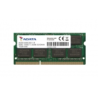 SO-DIMM 4GB DDR3 1600MHz CL11 ADATA SRx16