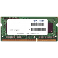 SO-DIMM 16GB DDR4-2133MHz Patriot CL15