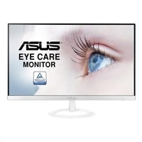 "ASUS MT 23"" VZ239HE-W FHD (1920x1080), IPS, Ultra-Slim Design, HDMI, D-Sub, Flicker free, Low Blue L, bezrámový, bílý,"