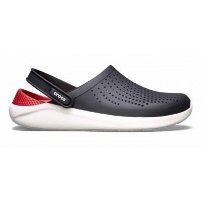 Nazouváky (pantofle) Crocs Crocband Bold Color Platform Clog na vysoké platformě s osobitým stylem
