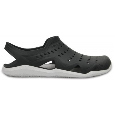 Crocs Swiftwater Wave - Black/Pearl White, M11 (45-46)