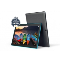 "Trhák Tablet Lenovo TAB3 10"" IPS HD, 1GB, 16GB, 5MP Foto, Andr 6.0, černý"