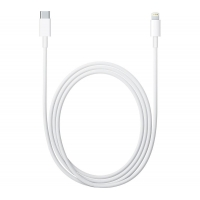 Kabel Original Apple Lightning/Type-C White, 1m (Bulk) MK0X2ZM/A