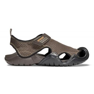 Pánské sandály (boty na klínku) Crocs Swiftwater Sandal