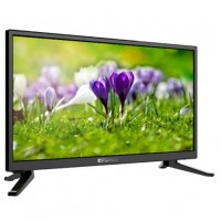 "24"" LED TV Opticum Travel, TRIPLE TUNER T/T2/C/S2, H.265, CI+, 12 V"