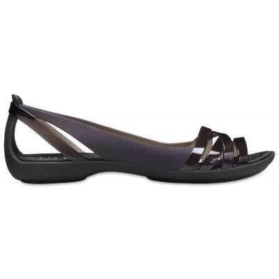 Dámské baleríny Crocs Isabella Huarache 2 Flat