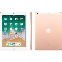Apple iPad wi-fi + 4G 128GB Gold (2018)