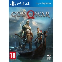 PS4 - God of War - 20.4.