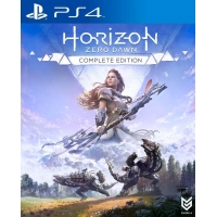 PS4 - Horizon Zero Dawn Complete Edition - 6.12.