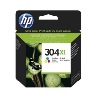 HP 304XL Tri-color Ink Cartridge