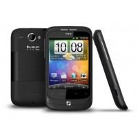 HTC A3333 Wildfire (Black, Android,CZ)
