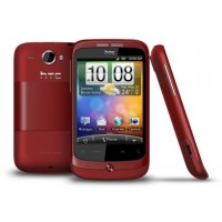 HTC A3333 Wildfire (Red, Android,CZ)