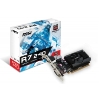 MSI R7 240 1GD3 64b LP