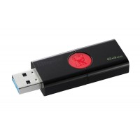 Trhák 64GB Kingston USB 3.0  DT106 (až 100MB/s)
