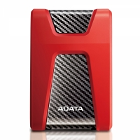 "ADATA HD650 2TB External 2.5"" HDD Red 3.1"