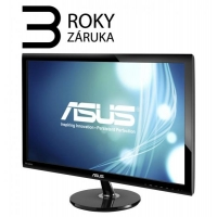 "Trhák 27"" LED ASUS VS278H - Full HD, 16:9, HDMI, VGA, repro."