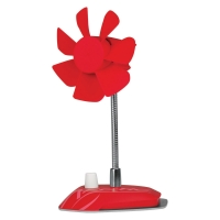 ARCTIC Breeze Color Edition RED - USB desktop fan