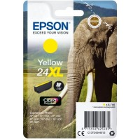 Epson Singlepack Yellow 24XL Claria Photo HD Ink - Originál