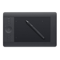 Intuos Pro Professional Creative Pen&Touch Tablet S