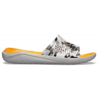 Crocs LiteRide Graphic Slide Camo