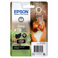 Epson Singlepack Grey 478XL Claria Photo HD Ink