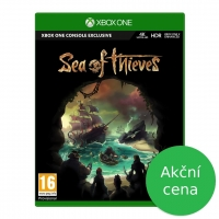 AKCE - XBOX ONE - Sea of Thieves