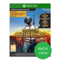 AKCE: XBOX ONE - PlayerUnknown's Battlegrounds (PUBG)
