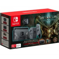 Nintendo Switch + Diablo III: Eternal Collection, limitovaná edice