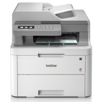 Tiskárna BROTHER multifunkce color LED DCP-L3550CDW - A4, 18ppm, 512MB, 600x600copy, USB2.0, WiFi, ADF50, displ