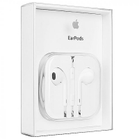 Sluchátka Apple EarPods, 3.5 mm konektor