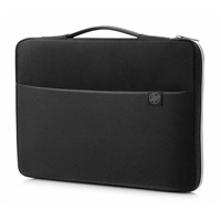HP 14 Carry Sleeve Black/Silver - BAG