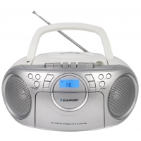 Rádiomagnetofon BLAUPUNKT BB16WH s CD/MP3/USB/AUX