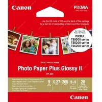 "Canon 3.5"" x 3.5"" Square Photo Paper"